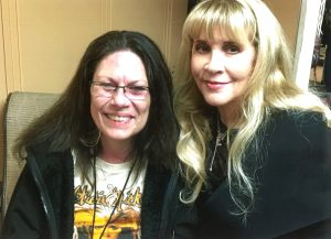 Rainbow hospice and palliative care patients dream to meet stevie nicks comes true m4hsunfo